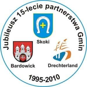 Jubileusz 15-lecia partnerstwa Gmin Skoki-Bardowick-Drechterland